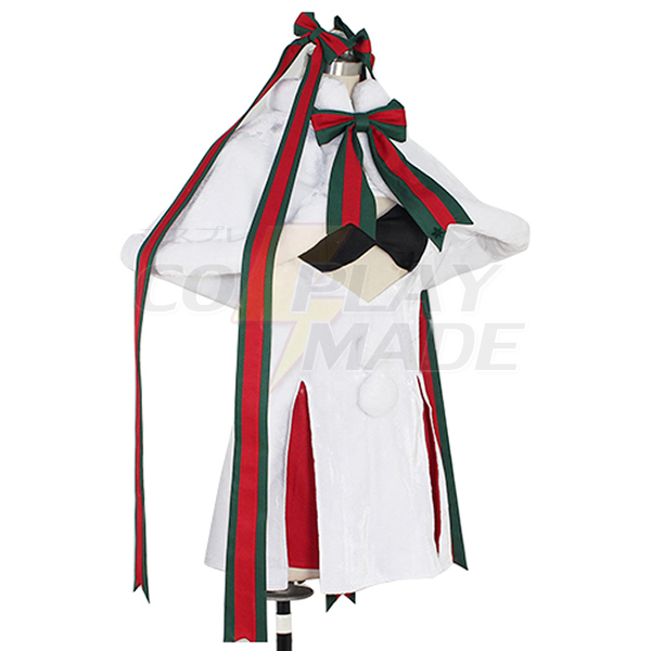 Costumi Fate Grand Order Jeanne d\'Arc Alter Santa Lily Cosplay