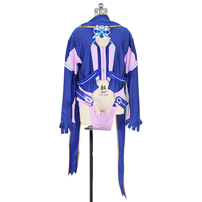 Fate Grand Order Mysterious Heroine X Cosplay Kostume Stage Tøj