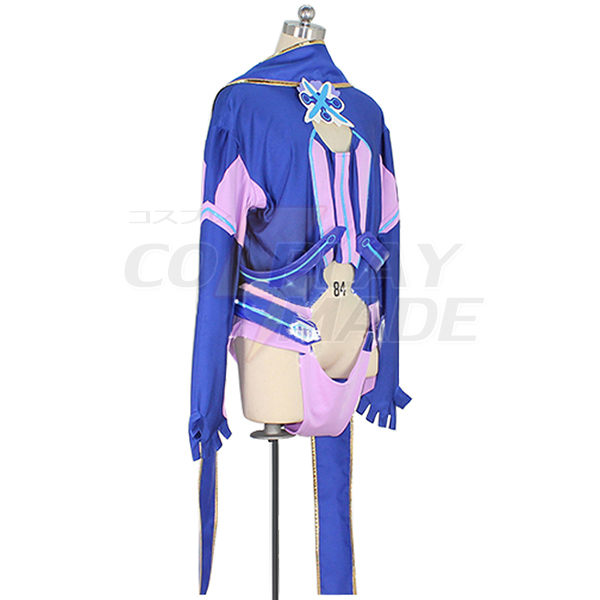 Fate Grand Order Mysterious Heroine X Cosplay Costume Stage Clothes