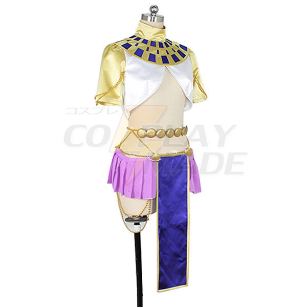 Fate Grand Order Nitocris Cosplay Costume Stage Performence Clothes