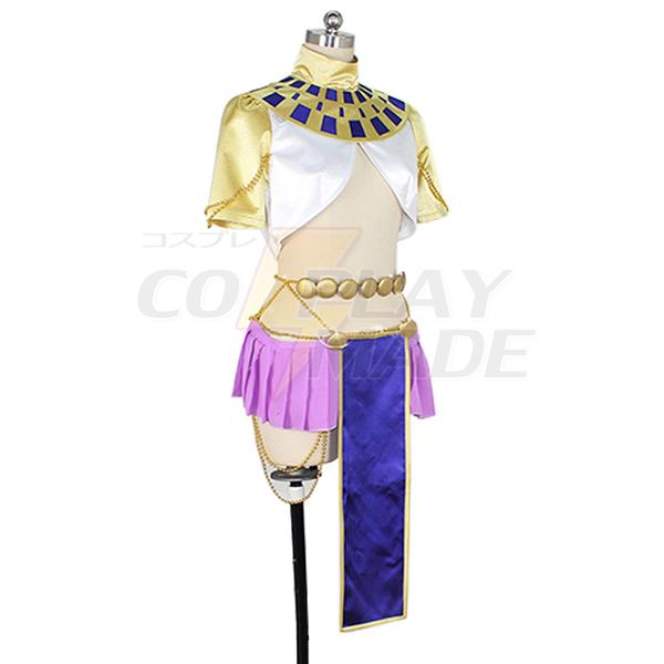 Disfraces Fate Grand Order Nitocris Cosplay Escenario Carnaval Ropa