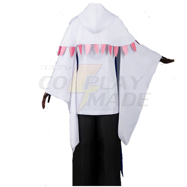 Disfraces Fate Grand Order Merlin Ambrosius Cosplay Cosplay Capa