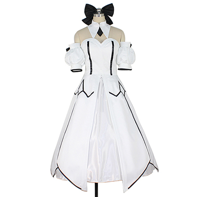 Costumi Fate Grand Order Saber Arturia Pendragon Cosplay Stage Abiti