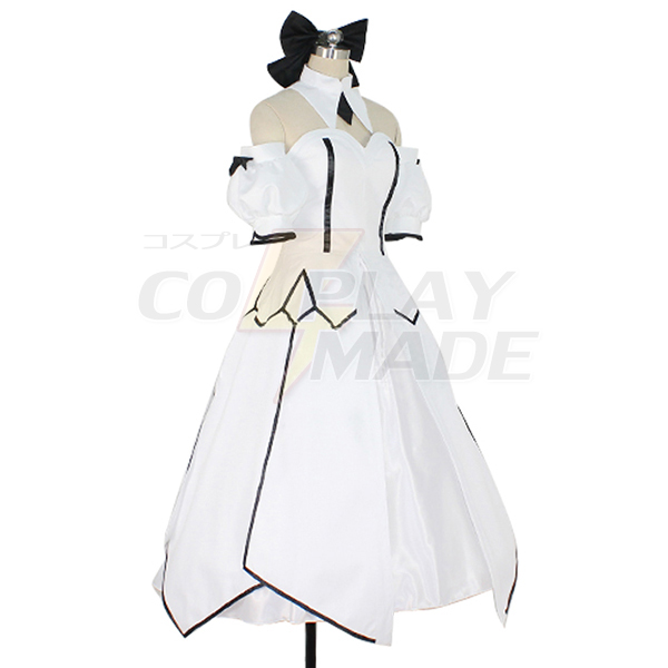 Fate Grand Order Saber Arturia Pendragon Cosplay Costume Stage Clothes