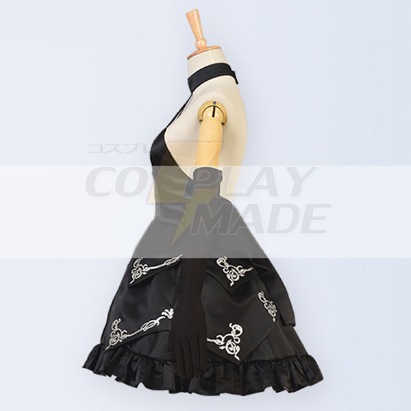 Fate Grand Order Saber Cosplay Costume Stage Performence Clothes