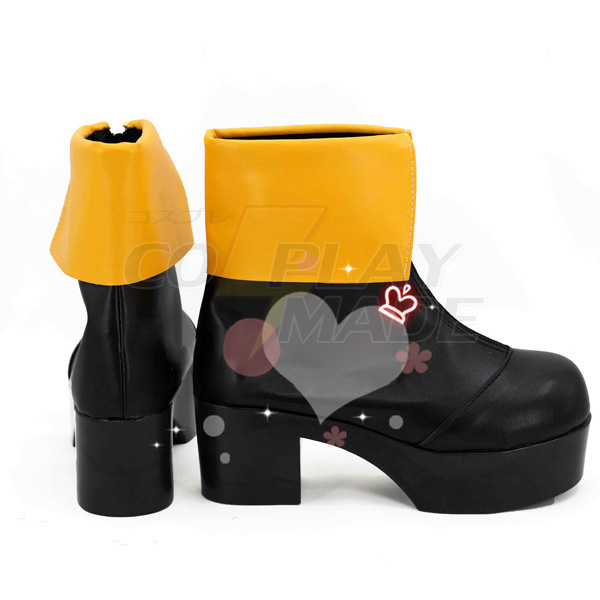Fate Grand Order Saber Guda Cosplay Boots Handmade Shoes