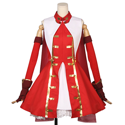Fate Grand Order Tohsaka Rin Cosplay Costume Cosplay Coat
