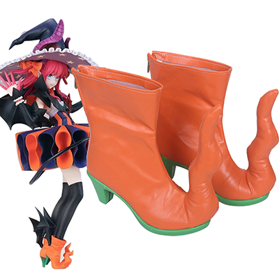 Fate∕Grand Order Elizabeth Bathory Faschings Cosplay Stiefel Nach Maß Schuhe