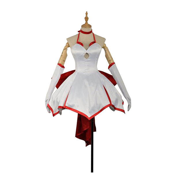 Fate∕Grand Order Saber Cosplay Costume Stage Performence Clothes Customsize