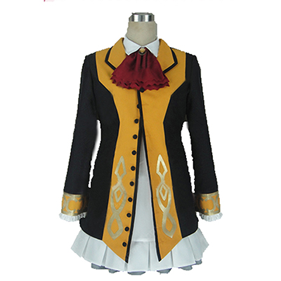 FGO Fate∕Grand Order Olga Marie Female Cosplay Costume