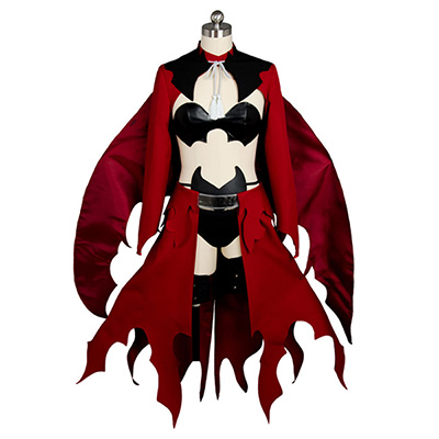 Fate∕kaleid liner PRISMA Illya Kuro(Black) Emiya Red Archer Cosplay Costume
