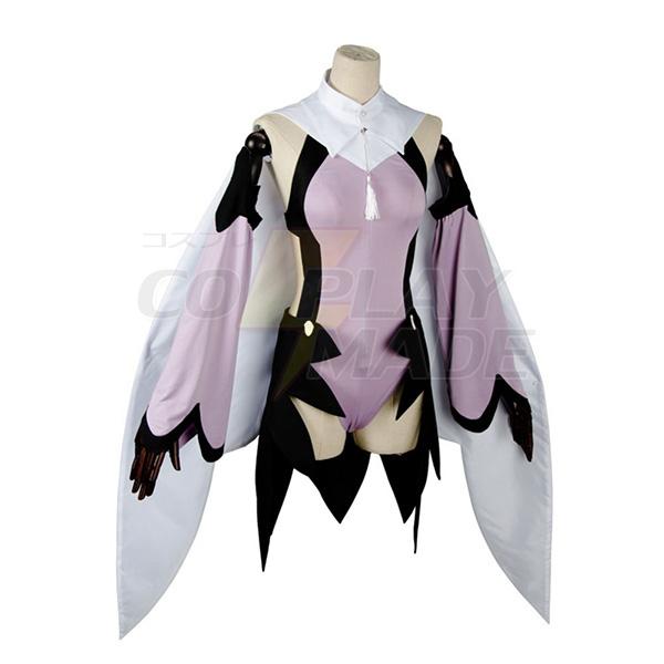 Fate∕kaleid liner PRISMA Illya rei Miyu Edelfelt∕Sakatsuki Dress Cosplay Costume