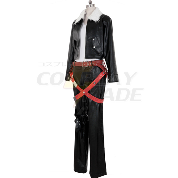 Costumi Final Fantasy VIII 8 Squall Lionheart Film TV Cosplay Carnevale