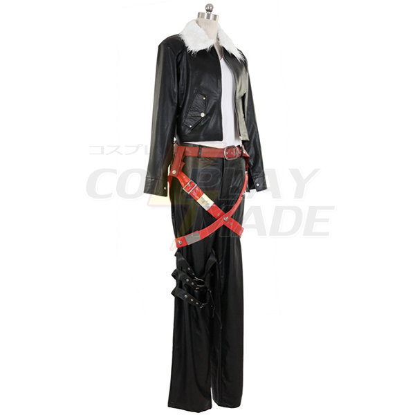 Final Fantasy VIII 8 Squall Lionheart Movie Cosplay Costume Custom Made