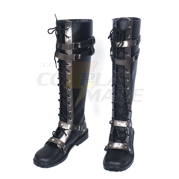 Final Fantasy XV Nyx Ulric Cosplay Boots Custom Made Kingsglaive Shoes