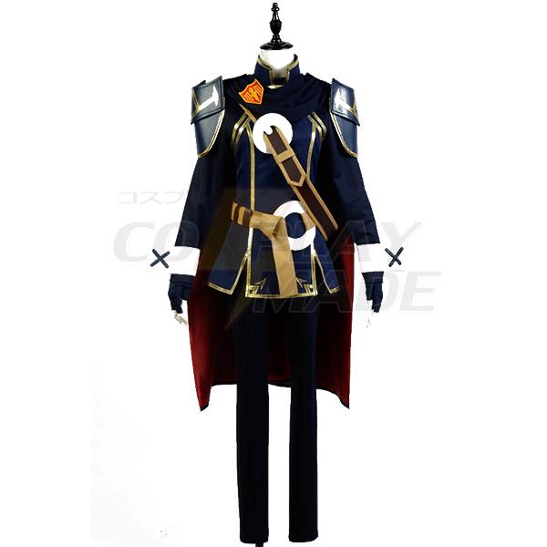 Fire Emblem Awakening Lucina Battleframe Carnival Cosplay Costume