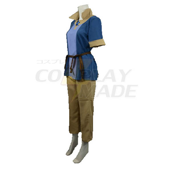 Costumi Fire Emblem Awakening Donnel Cosplay Carnevale