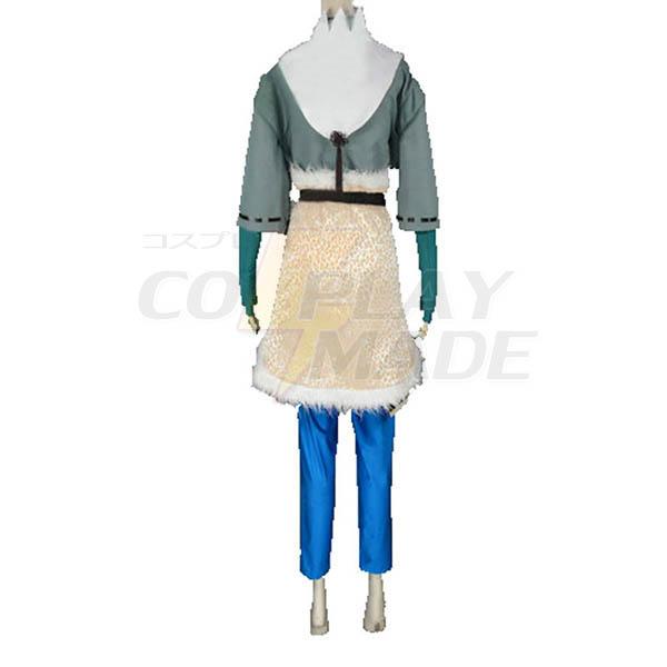 Costumi Fire Emblem if Setsuna Cosplay Carnevale