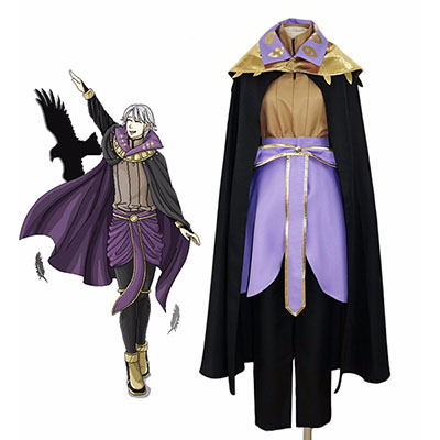 Fire Emblem Awakening Henry Cosplay Costume Custom Made