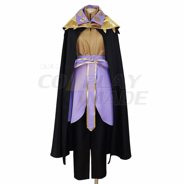 Fire Emblem Awakening Henry Cosplay Costume Custom Made
