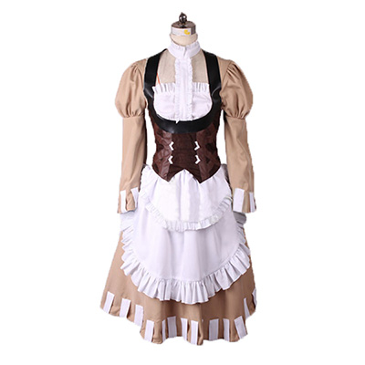 Costume Fire Emblem Awakening Lissa Cosplay Déguisement