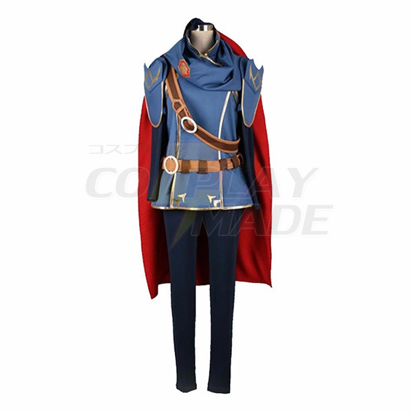 Fire Emblem Awakening Marth Cosplay Costume Custom Mad