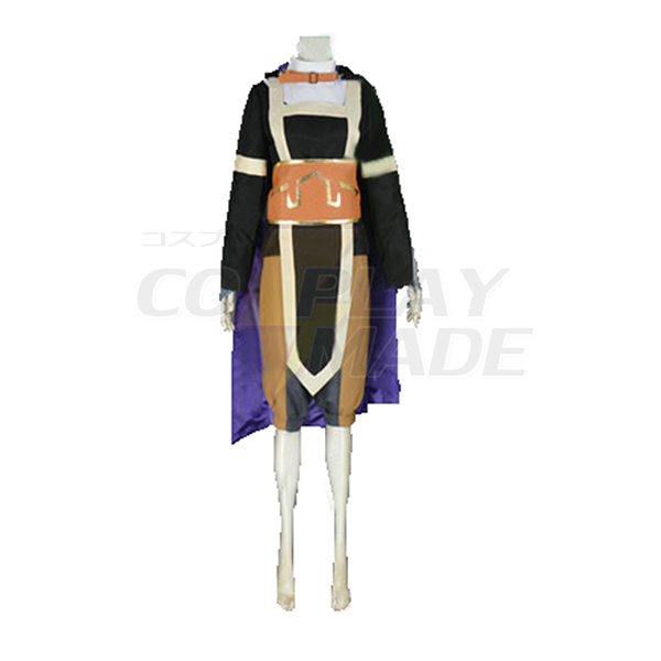 Fire Emblem Awakening Miriel Costume Cosplay Costume with Hat