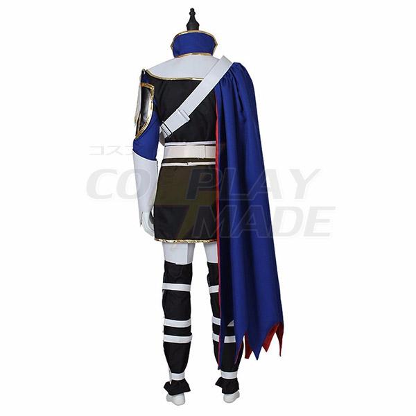 Costumi Fire Emblem Awakening Female Robin Felpa con Cappuccio Giacca Cosplay Carnevale