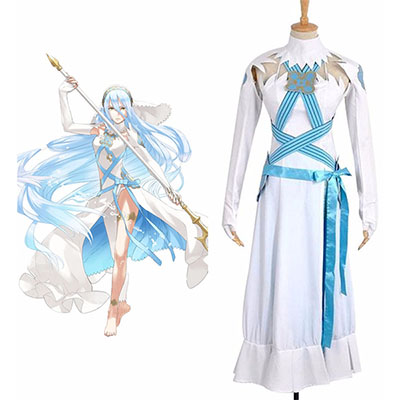 Fire Emblem Fates Azura Bright Dress Cosplay Costume Custom Made
