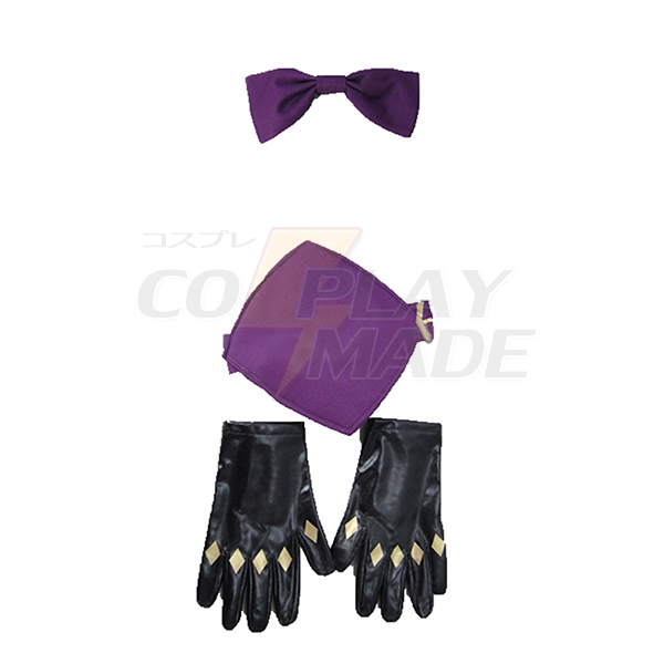 Fire Emblem Fates Cosplay Costume With Gloves and Leg and Sleeve Covers
