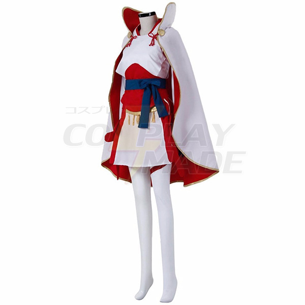 Fire Emblem Fates Sakura Cosplay Costume Custom Made