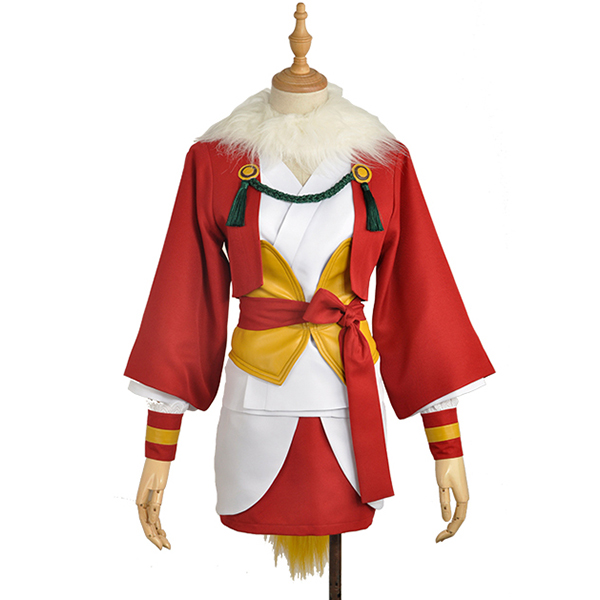 Fire Emblem Fates Selkie Cosplay Costume Stage Performence Clothes