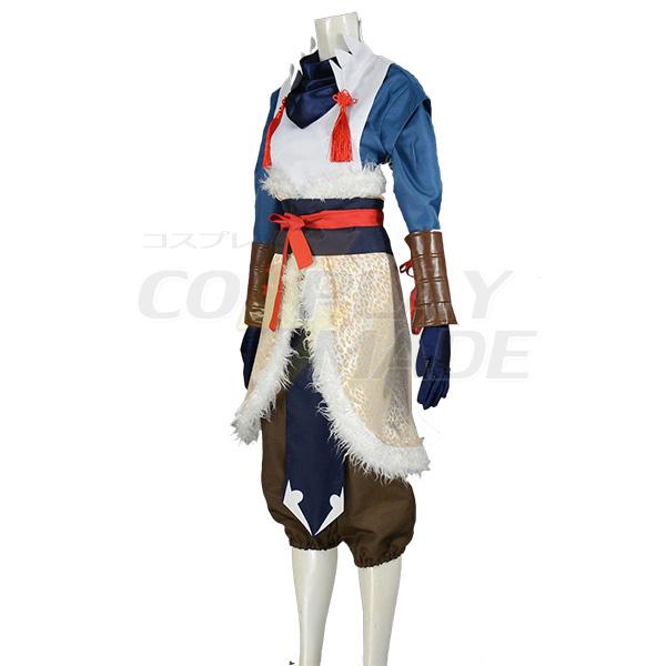 Fire Emblem Fates Takumi Cosplay Costume Custom Made