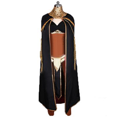 Fire Emblem Fates Tharja Cosplay Costume