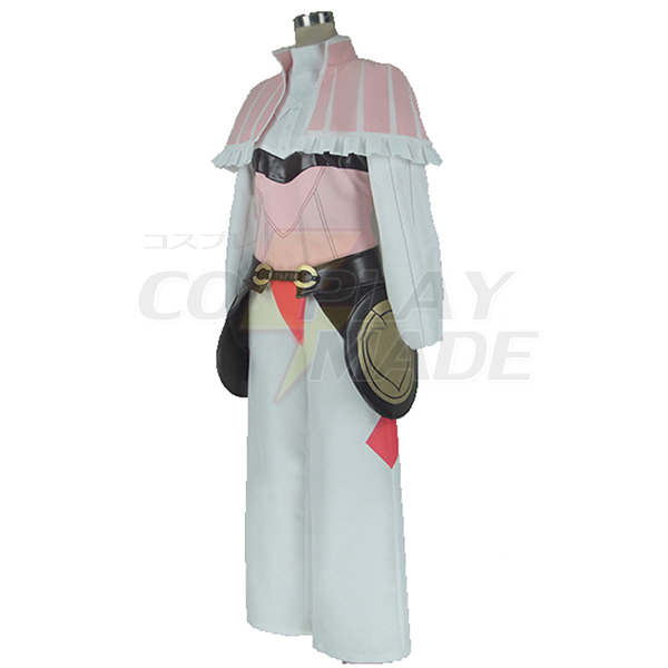 Fire Emblem Freyau Cosplay Costume with Gloves