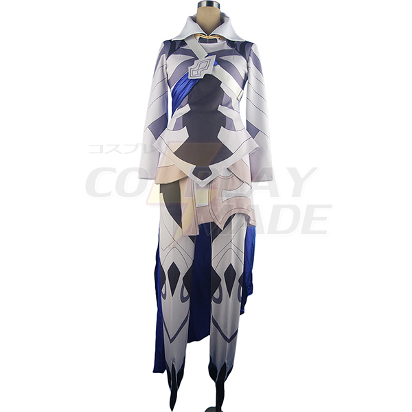 Fire Emblem If Fates Avatar Corrin Uniform Halloween Anime Cosplay Costume
