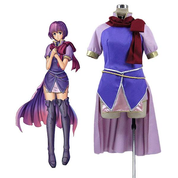 Fire Emblem Katarina Cosplay Costume Custom Made