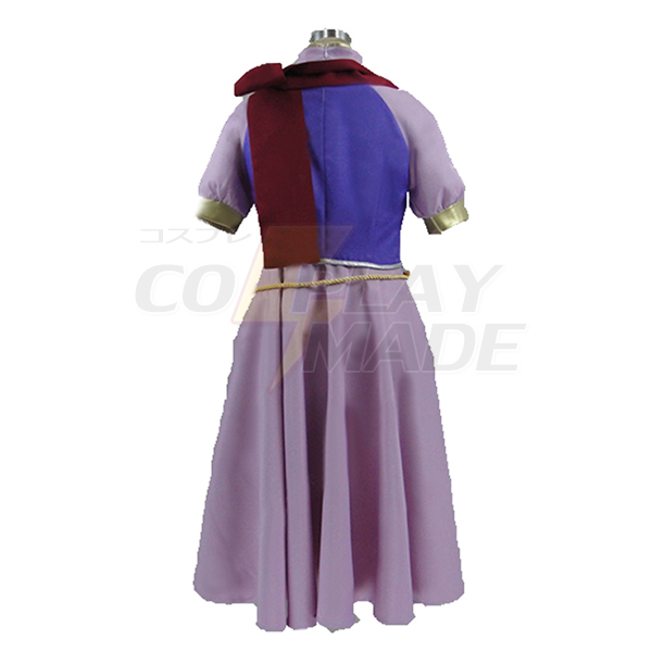 Costumi Fire Emblem Katarina Cosplay for Per adulti Halloween Carnevale