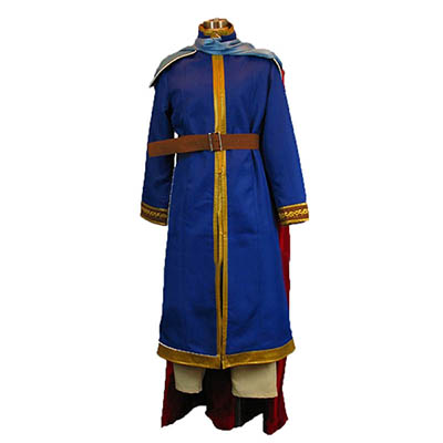 Fire Emblem The Sword of Flame Eliwood Cosplay Costume