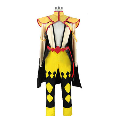 Fire Emblem Wood Cosplay Puku with Arm Covers Asut