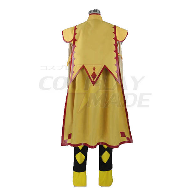 Fire Emblem Wood Cosplay Costume with Arm Covers