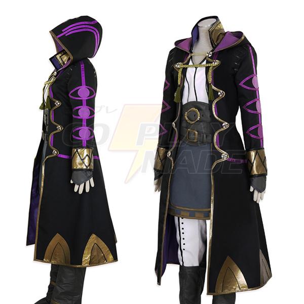 Fire Emblem Awakening Avatar Mai Yunitto Robin Cosplay Costume
