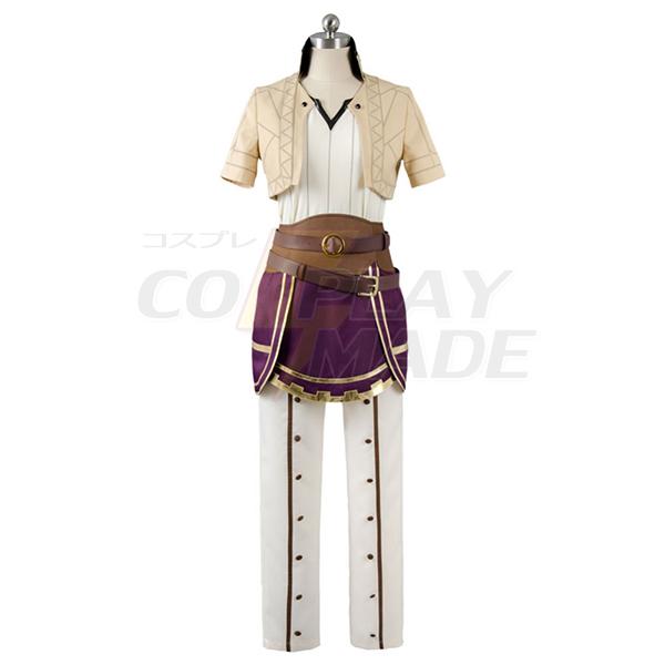 Fire Emblem Awakening Avatar Mai Yunitto Robin Daraen Cosplay Costume