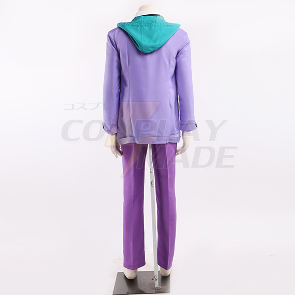The Future Diary Akise Aru Cosplay Costume