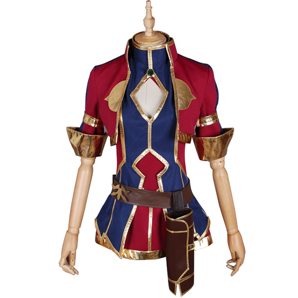 Re Creators Selejia Yupitiria Cosplay Costume Stage Performence Clothes