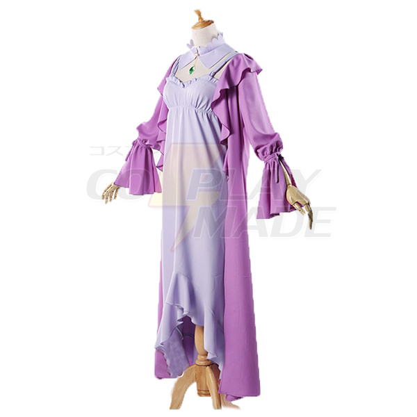 Re Zero Re: Life in a Different World From Zero Emilia Cosplay Costume