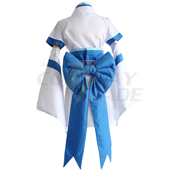 Re:Zero Life in a Different World from Zero Little Ram Blue Cosplay Costume