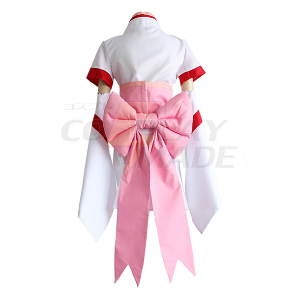 Re:Zero Life in a Different World from Zero Little Ram Pink Cosplay Costume