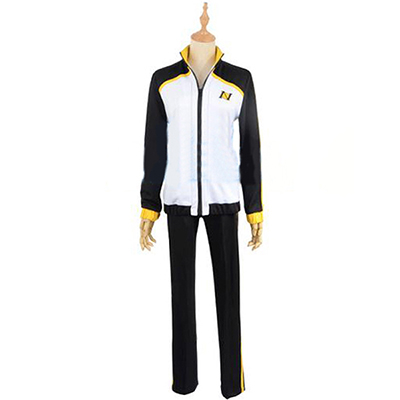 Re: Zero Life in a Different World from Zero Anime Subaru Natsuki Cosplay Costume