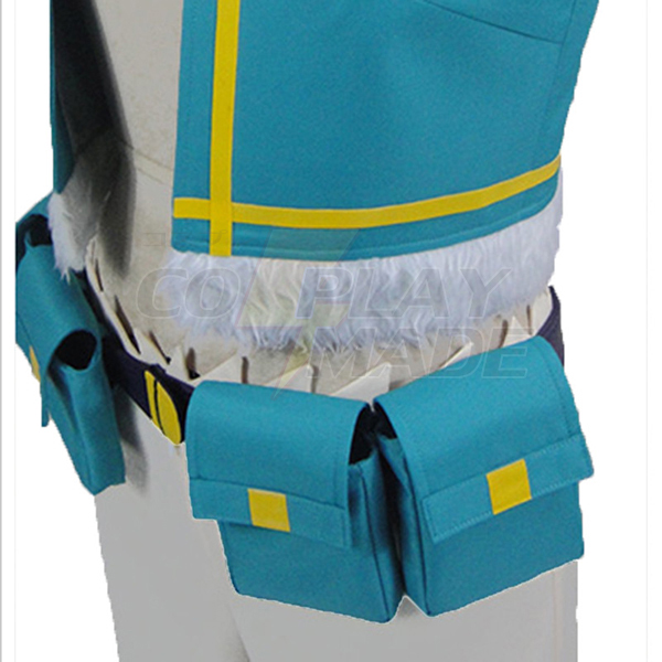 Re: Zero Life in a Different World from Zero Anime Aldebaran Cosplay Costume